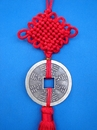 Feng Shui Import Bagua Safety Coin - 3334