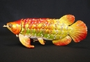 Feng Shui Import Bejeweled Arowana Fish - 3371