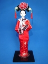 Feng Shui Import Chinese Collectible Doll with Flute - 3443