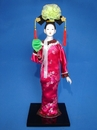Feng Shui Import Chinese Collectible Doll in Walking - 3448