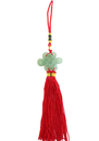 Feng Shui Import Jade Mystic Knot Lucky Charm - 3538