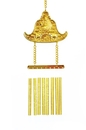 Feng Shui Import Sun Moon 8-Rod Wind Chime - 3651