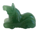 Feng Shui Import Jade Horse Statue - 3704