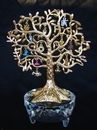 Feng Shui Import Wish Granting Tree with Lucky Charms - 3875