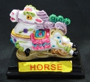 Feng Shui Import Horse Statue - 3952