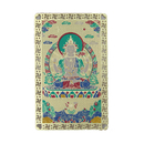 Feng Shui Import Four-Armed GuanYin Talisman Card - 4058