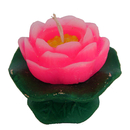 Feng Shui Import Lotus Candle - 4116