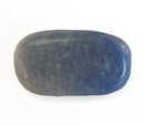 Feng Shui Import Blue Quartz Tumbled Polished Natural Stone - 4239