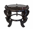 "Feng Shui Import 4514 12.5"" Fish Bowl Stand"
