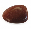 Feng Shui Import Goldstone Tumbled Polished Natural Stone - 4544