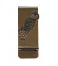 Feng Shui Import Jeweled Mongoose Clip - 4572