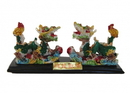Feng Shui Import Double Dragons - 4579