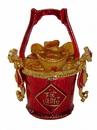 Feng Shui Import Bejeweled Wealth Bucket - 4638