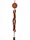 Feng Shui Import 4768 New Year Charm - Lucky Fireworks with Bagua Charm
