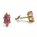 Feng Shui Import Crystal Earrings - 64