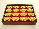 Feng Shui Import Brass Ingot - 887