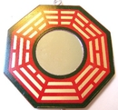 Feng Shui Import Traditional BaGua Mirrors - 910