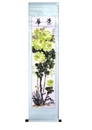 Feng Shui Import Green Peony Flower Scroll Picture - 933