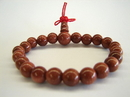 Feng Shui Import Red Goldstone Bracelets - 976