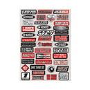 Factory Effex Fun Phrases Sticker Sheet