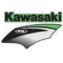 Kawasaki 2007 OEM Graphic KX250F 06-08