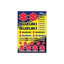 Suzuki RMZ Sticker Sheet