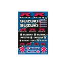 Suzuki GSXR Sticker Sheet