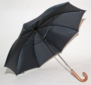 Elite Rain Classic Black Doorman Umbrella
