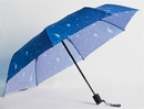 Elite Rain Mini Triple-fold Umbrella