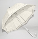 Elite Rain Lace Wedding Umbrella