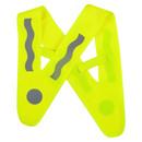 TOPTIE Kids Reflective Vest, Children High Visibility Running Vest with Reflective Tape