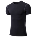 TopTie Compression Base Layer, Short Sleeve, Men's