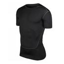 TopTie Men's Compression Muscle Short Sleeve T-Shirt
