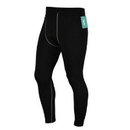 TopTie Men's Compression Tights, Under Leggings Base Layer, Gear Wear Pants