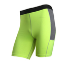 TopTie Men's Compression Performance Shorts