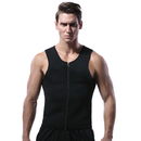 TopTie Slimming Neoprene Vest Hot Sweat Shirt Body Shapers for Weight Loss Mens
