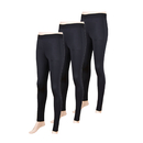 TopTie Women's 3 Pack Ankle Legging, Running Tights, Yoga Pants