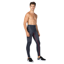 TOPTIE Men's Compression Tights Running Leggings Pants Base Layer Training Tights