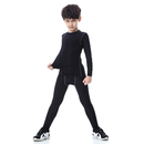 TOPTIE Boys / Girls Compression Base Layer Shirt Sports Tights Leggings