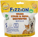 Fizzion 156-8886 Fizzion Urine Stain And Odor Destroyer - 5 Pack Refll