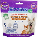 Fizzion 156-8891 Fizzion Extra Strength Stain And Odor Eliminator - 5 Pack Refll