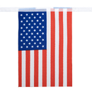 Aspire 16.4 Feet 20 Pieces USA Flag Party Banner America Patriotic Spirit Stars and Stripes Decorate For 4th of July