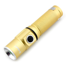 Aspire Rechargeable Mini Flashlight, Portable Pocket Torch Light, LED Handheld Flashlights