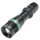 Aspire Flashlight, Adjustable Focus Zoom Lights, 5-mode torch flashlight