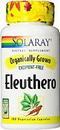 Solaray 19314 Organically Grown Eleuthero Root