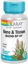Solaray 2340 Bone & Tissue Blend Sp-34