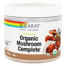 Solaray 25103 Organic Fermented Mushroom Complete