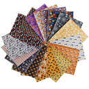 20 Pcs Vegan Leather Faux Leather Craft Sheets, Halloween Leather Fabric, for DIY Candy Bag, Gift Wrapping, Collage, Earrings
