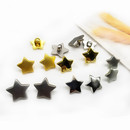 Star Shank Buttons 50 Pieces, Button with Shank, Shirt Button, Blouse Button, for Sewing, Embellishment
