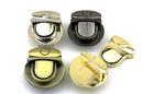 10 Sets Tuck Lock Clasp, Purse Closures Wholesale DIY Hardware Supplies for Purse Making, Bag